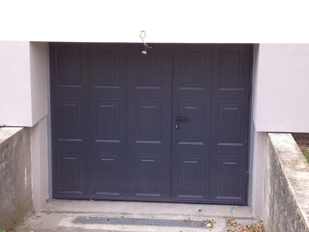 Portes De Garages Basculantes  Visioferm  HautRhin