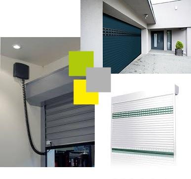 portes de garage enroulement soprofen visioferm mulhouse thann cernay. Black Bedroom Furniture Sets. Home Design Ideas